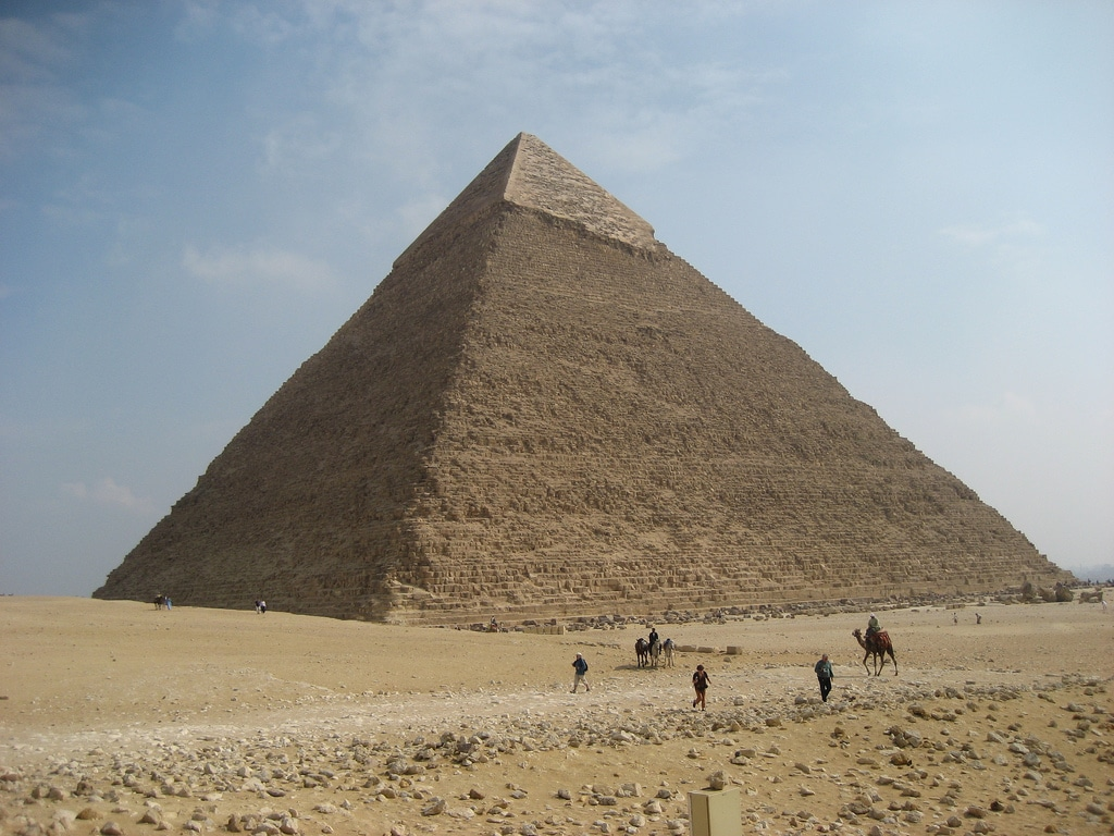 The Great Pyramid – God's Message Board?