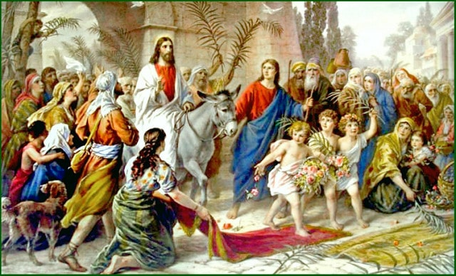 What's So Special About Palm Sunday?