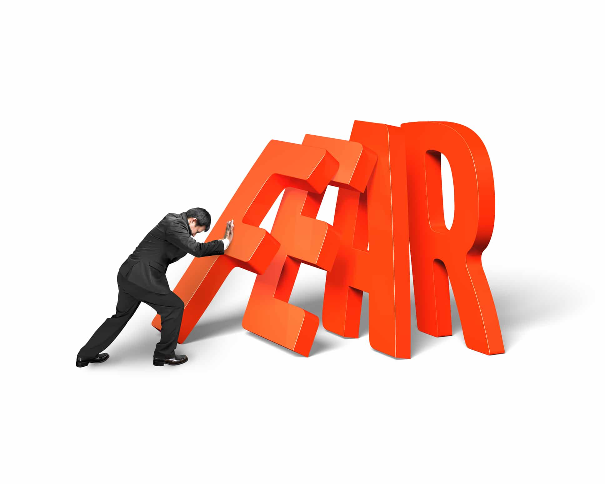 Does Fear Torment Your Life?