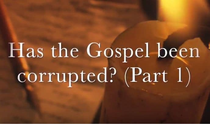 VIDEO: Moments that Matter – Has the Gospel Been Corrupted? (Part I)